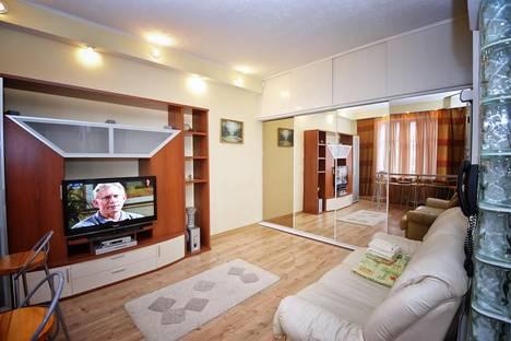 Сдается 1-комнатная квартира посуточнов Омске, Герцена 13.