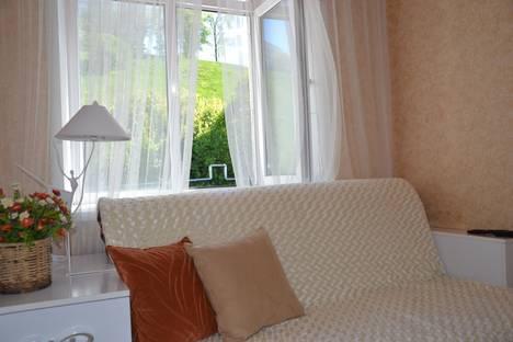 Сдается 1-комнатная квартира посуточнов Нижнем Новгороде, ул. Рождественская 24.