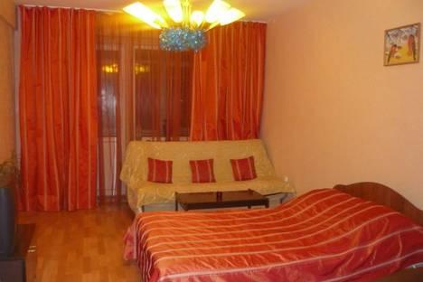 Сдается 1-комнатная квартира посуточнов Казани, ул. Сахарова дом 18.