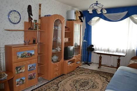 Сдается 2-комнатная квартира посуточнов Казани, Фатыха Амирхана, 45.