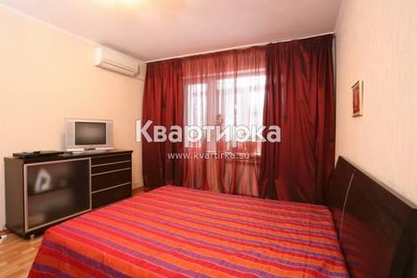 Сдается 1-комнатная квартира посуточно в Самаре, ул.Пензенская, 57.