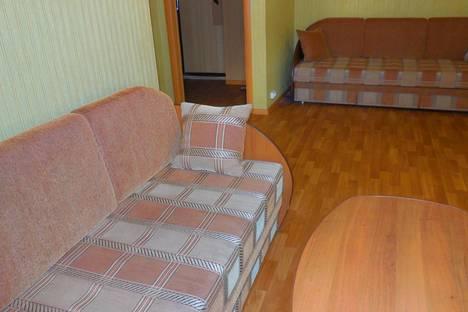 Сдается 2-комнатная квартира посуточно в Твери, набережная Афанасия Никитина, 24А.