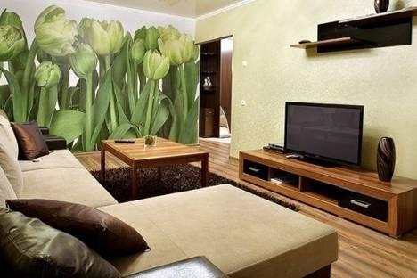 Сдается 3-комнатная квартира посуточно в Гродно, Дзержинского улица, д. 56б.