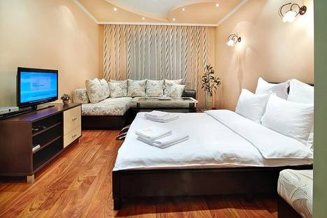 Сдается 1-комнатная квартира посуточно в Гродно, Пушкина улица, д. 31.