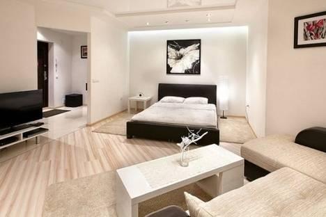 Сдается 1-комнатная квартира посуточно в Гродно, Дзержинского улица, д. 58.