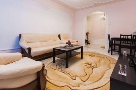 Сдается 4-комнатная квартира посуточно в Гродно, проспект Клецкова, 29.