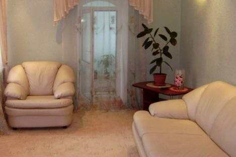 Сдается 1-комнатная квартира посуточно в Харькове, Правды проспект, д. 5.