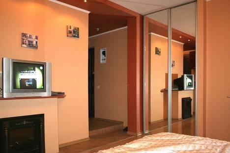 Сдается 1-комнатная квартира посуточно в Харькове, проспект Ленина 15А.