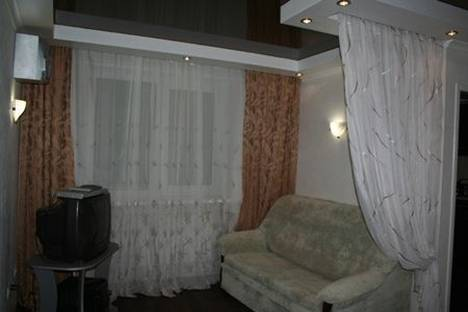 Сдается 1-комнатная квартира посуточно в Харькове, Космонавтов, д. 3А.