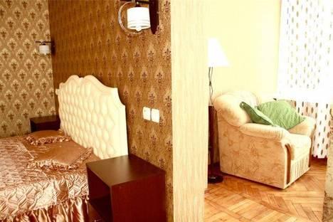 Сдается 1-комнатная квартира посуточно в Харькове, ул. Рымарская, 19.