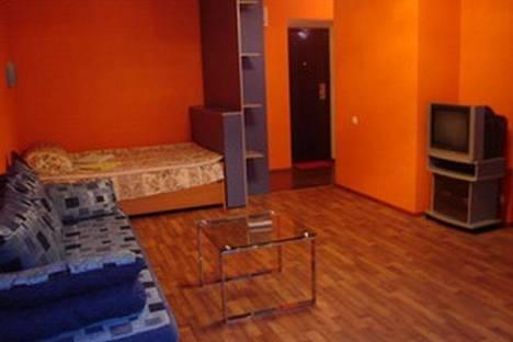 Сдается 1-комнатная квартира посуточно в Харькове, пр. Ленина 39.