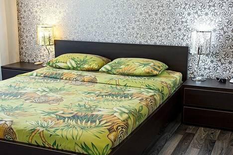 Сдается 1-комнатная квартира посуточно в Харькове, пр.Ленина, 21а.