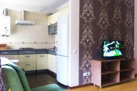 Сдается 2-комнатная квартира посуточно в Харькове, пр-т Ленина, 19а.