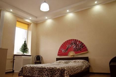 Сдается 1-комнатная квартира посуточно в Харькове, проспект Московский 96.