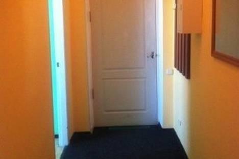 Сдается 1-комнатная квартира посуточно в Киеве, Тарасовская улица, д. 4.