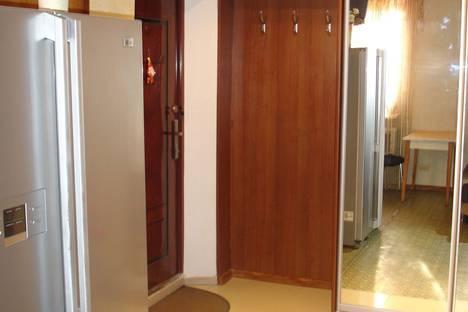 Сдается 1-комнатная квартира посуточнов Заозерном, Перекопская ул., 1а.