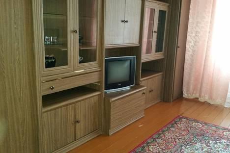 Сдается 1-комнатная квартира посуточнов Усть-Илимске, проспект Дружбы Народов 94.