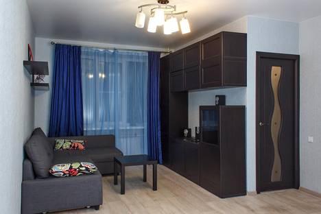 Сдается 1-комнатная квартира посуточно, проспект Дзержинского, 20/1.