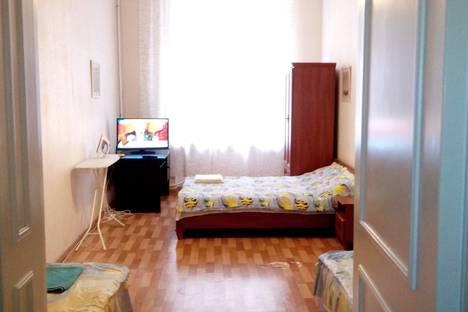 Сдается 2-комнатная квартира посуточнов Санкт-Петербурге, проспект Московский, 6.