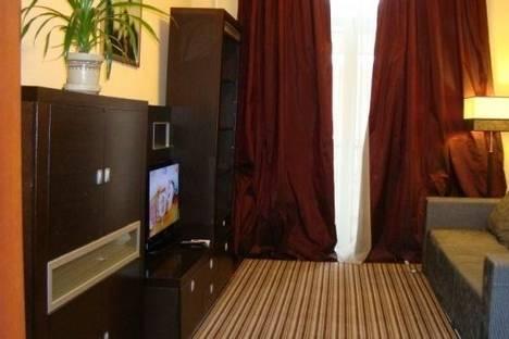 Сдается 2-комнатная квартира посуточно в Киеве, Стрелецкая улица, д. 28.