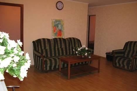Сдается 3-комнатная квартира посуточно в Днепре, ул Карла Маркса, 4.