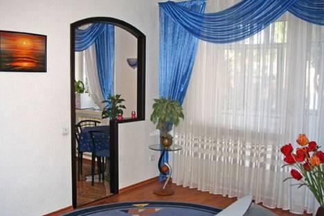 Сдается 4-комнатная квартира посуточнов Новомосковске, ул Комсомольская, 2.