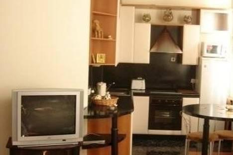 Сдается 1-комнатная квартира посуточно в Киеве, Рогнединская улица, д. 1.