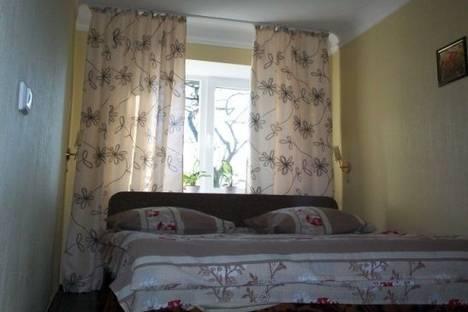 Сдается 2-комнатная квартира посуточно, Елены Телиги улица, д. 35.