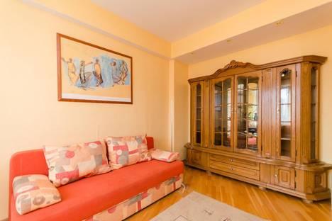 Сдается 2-комнатная квартира посуточнов Нижнем Новгороде, ул. Пискунова, 3к1.