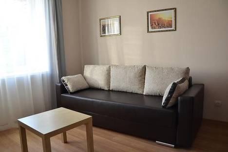 Сдается 1-комнатная квартира посуточно, Воскресенская ул., 55.