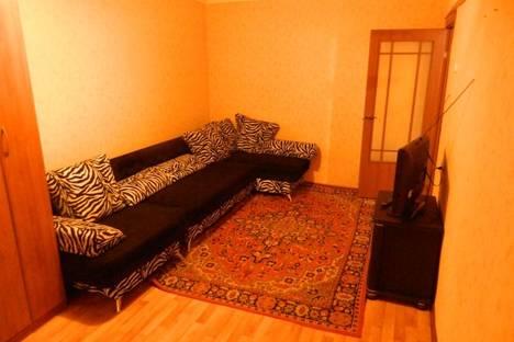 Сдается 1-комнатная квартира посуточнов Бийске, Ул. Ильи Мухачёва, 256/1.
