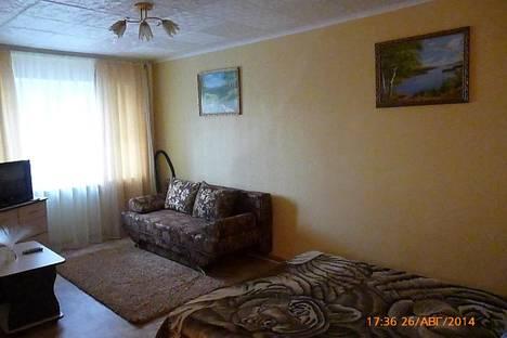 Сдается 1-комнатная квартира посуточно в Тюмени, ул. Республики, 186.