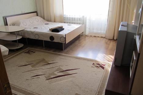 Сдается 1-комнатная квартира посуточно в Сумах, пр.М.Лушпы 48.