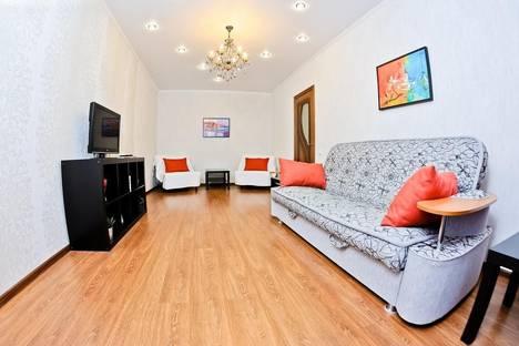 Сдается 2-комнатная квартира посуточнов Уфе, ул. Менделеева, 128/1.