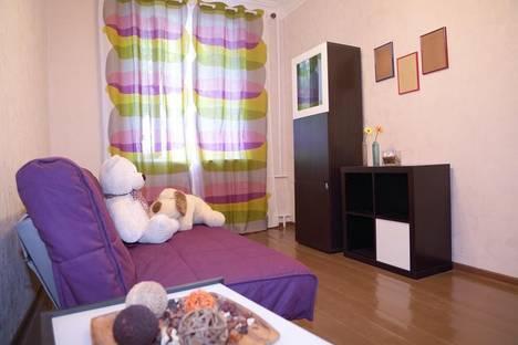 Сдается 2-комнатная квартира посуточнов Екатеринбурге, ул. Благодатская, 59.