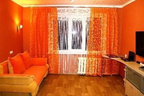 Сдается 1-комнатная квартира посуточнов Нефтеюганске, 2мкр., дом 13.