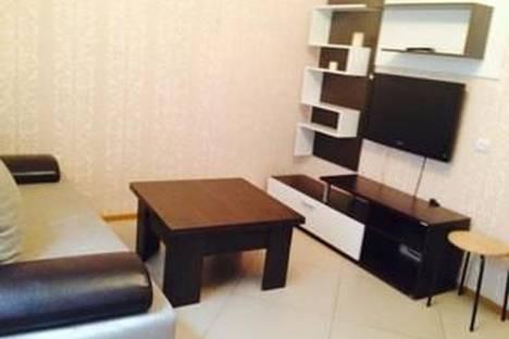 Сдается 1-комнатная квартира посуточнов Адлере, ул. Белорусская 17.