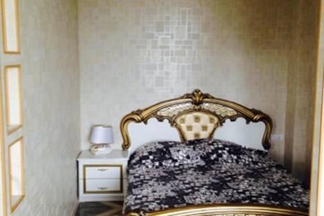 Сдается 2-комнатная квартира посуточнов Адлере, Свердлова 55.