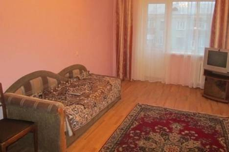 Сдается 1-комнатная квартира посуточно в Чернигове, Комсомольская улица, д. 58.