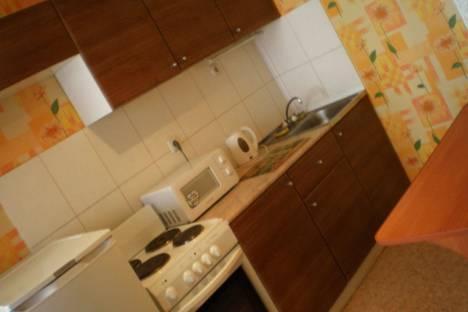 Сдается 1-комнатная квартира посуточнов Ижевске, ул. Красноармейская 86а.
