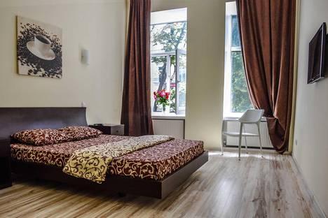 Сдается 1-комнатная квартира посуточнов Ильичёвске, Дерибасовская 16.