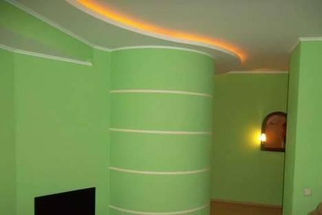 Сдается 2-комнатная квартира посуточно в Кривом Роге, ул. Качалова, 2.