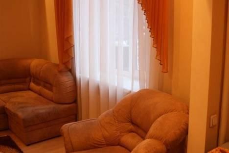 Сдается 2-комнатная квартира посуточнов Кривом Роге, пр. Гагарина, 27.