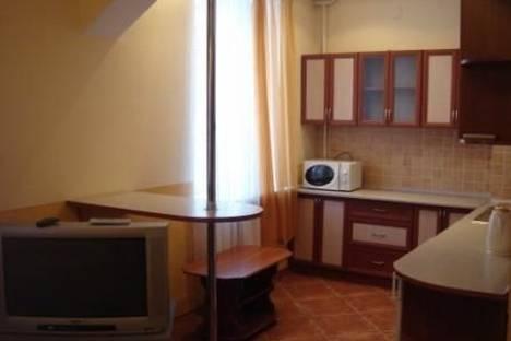 Сдается 2-комнатная квартира посуточнов Кривом Роге, пр. Гагарина, 25.