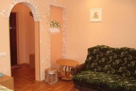 Сдается 1-комнатная квартира посуточно в Сумах, Интернационалистов улица, д. 4.