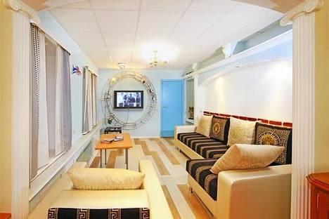 Сдается 3-комнатная квартира посуточно в Нижнем Новгороде, переулок Холодный, д.17.