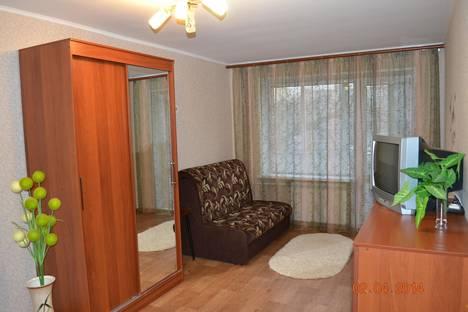 Сдается 1-комнатная квартира посуточно в Рязани, ул. Гоголя, 35.