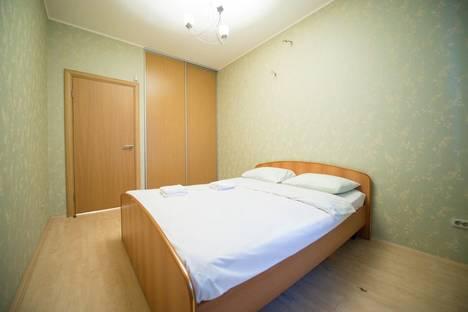 Сдается 3-комнатная квартира посуточно в Челябинске, ул. Тимирязева, 29.