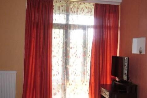 Сдается 2-комнатная квартира посуточно в Светлогорске, ул. Некрасова, 1а.