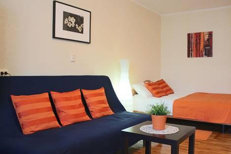 Сдается 1-комнатная квартира посуточнов Уфе, ул. Менделеева, 122.